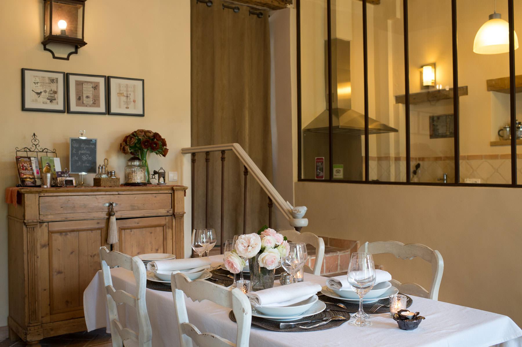 Dinner & Breakfast at La Ferme de Bouchemont