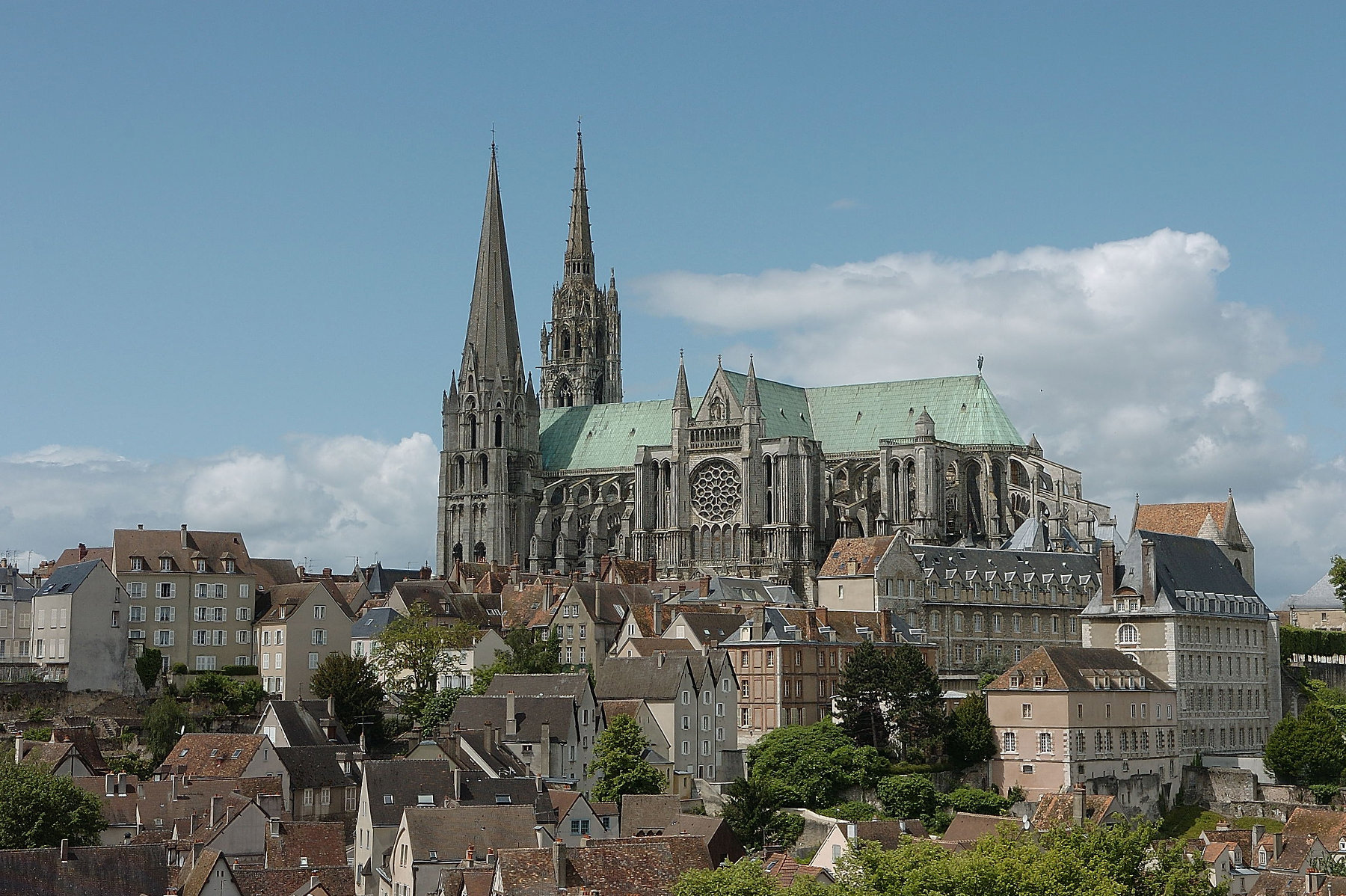 cathedrales chartres